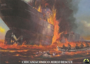 Chicamacomico Mirlo rescue 2