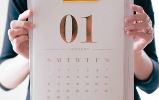 Calendar image by Brooke Lark