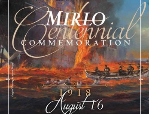 Mirlo Rescue Centennial Week Celebration