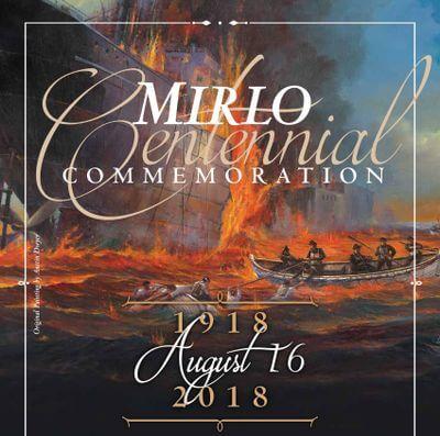 CCLS Mirlo Rescue Centennial 2018