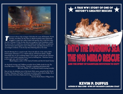 NC Historian Kevin Duffus's Book on the Mirlo Rescue