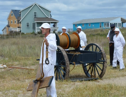 The Beach Apparatus of the US Lifesaving Service and Early USCG